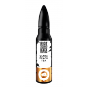 Riot Squad Black - Ultra Peach Tea Longfill